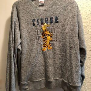 Disney Store Tigger Sweatshirt
